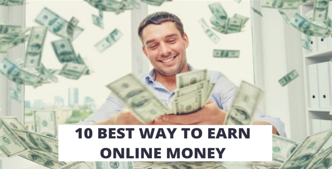 10 best ways to earn money online