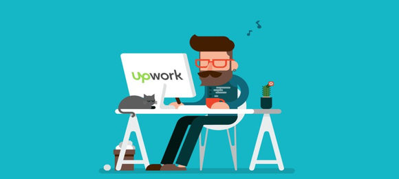 earn moneey with upwork